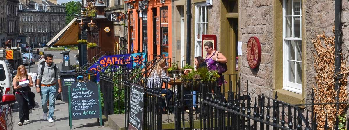 Kathys Knits 64 Broughton Street Edinburgh