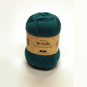 Kathy's Knits breeds - Blue Faced Leicester