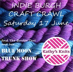 Indie Burgh Craft Crawl 2017