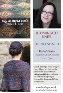 Illuminated knits - Lucy Hague