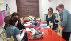classes at kathys knits
