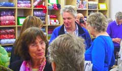 Knitting events
