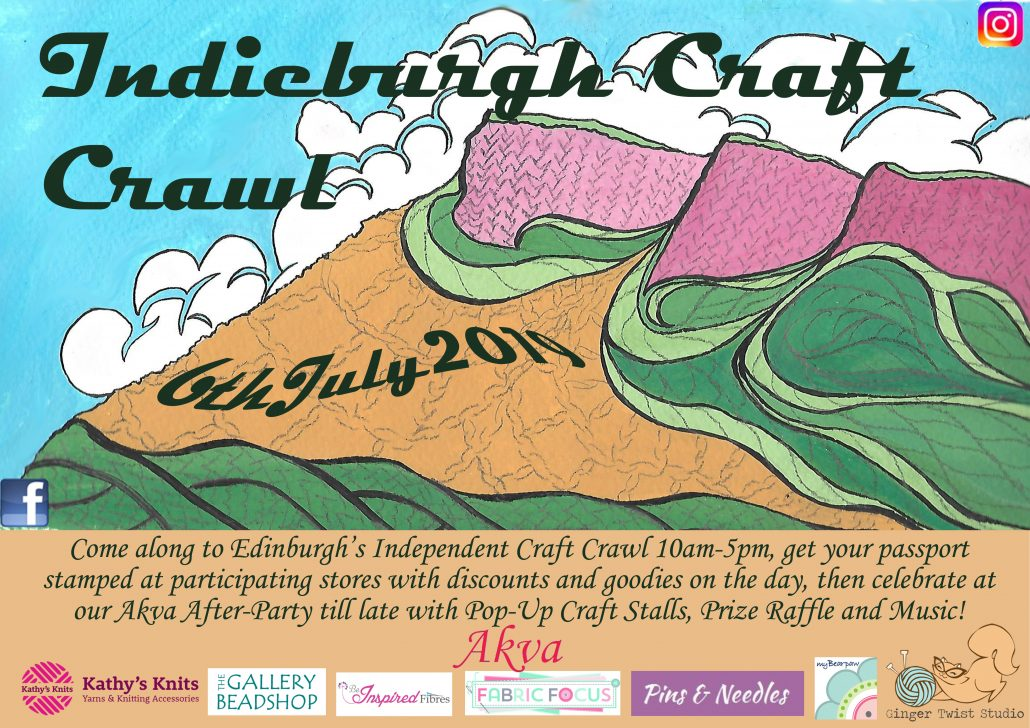 Knitting events and more at Kathy's Knits Edinburgh