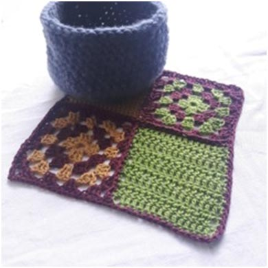Learn t5o crochet at Kathy's Knits