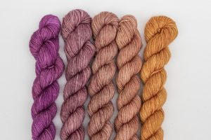 BFL-Nylon Gradient Sets Purple and gold